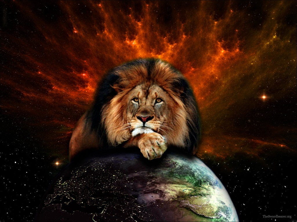 Tribe of judah lion 3