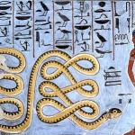 The Ancient Egyptian Demon Worm Apep