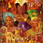 All the Gods and Goddesses of Greece were black