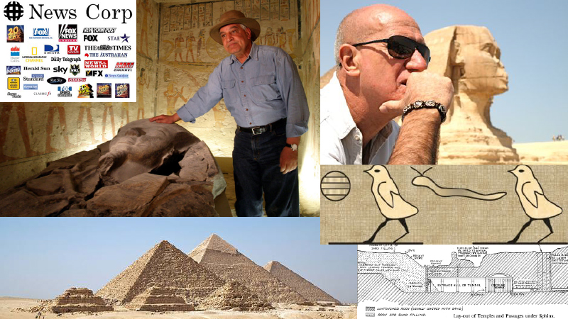 Egyptian Prosecutor to Start Investigation of Zahi Hawass for Alleged Theft from Khufu's Cartouche