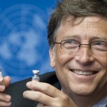 Bill Gates Calls for Global Government