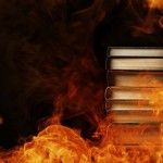 Books Destroyed to Control Knowledge