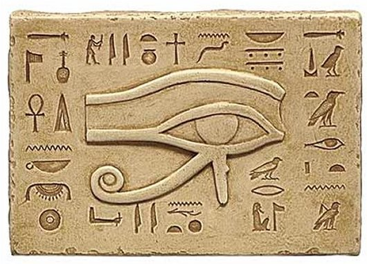 Third eye - eye of ra