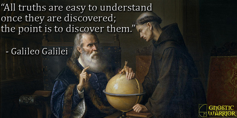 Galileo Quotes Truth Galileo gw Quote of The Day