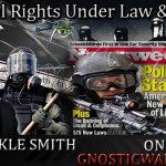 Members – Your Legal Rights Under Law & Disorder with Gary Wenkle Smith On GW Radio