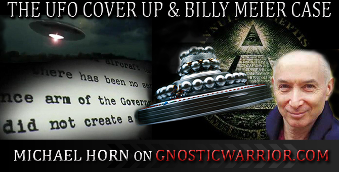 The UFO Cover Up and Billy Meier Case with Michael Horn On GW Radio
