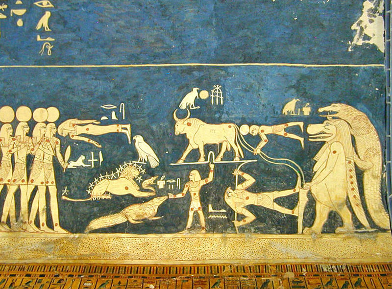 Seth tomb thebes