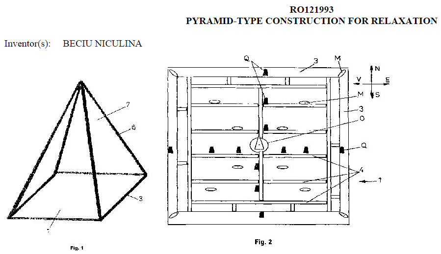 Modern Pyramid Invention to Heal and Relax People | Gnostic