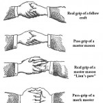 The Freemason Handshake