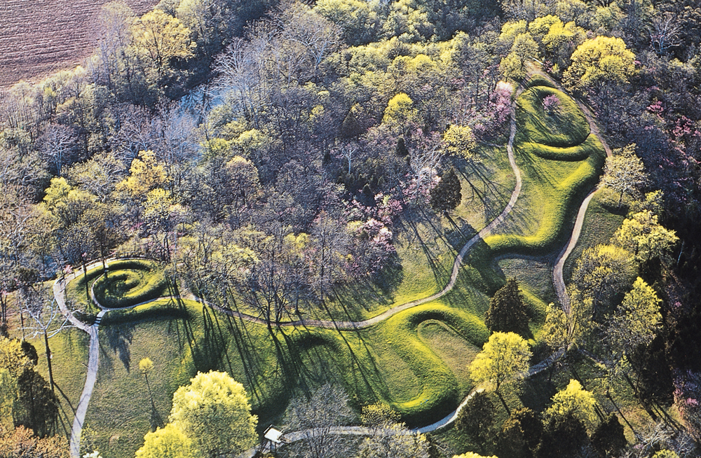Worms - Serpent Mound Ohio 3