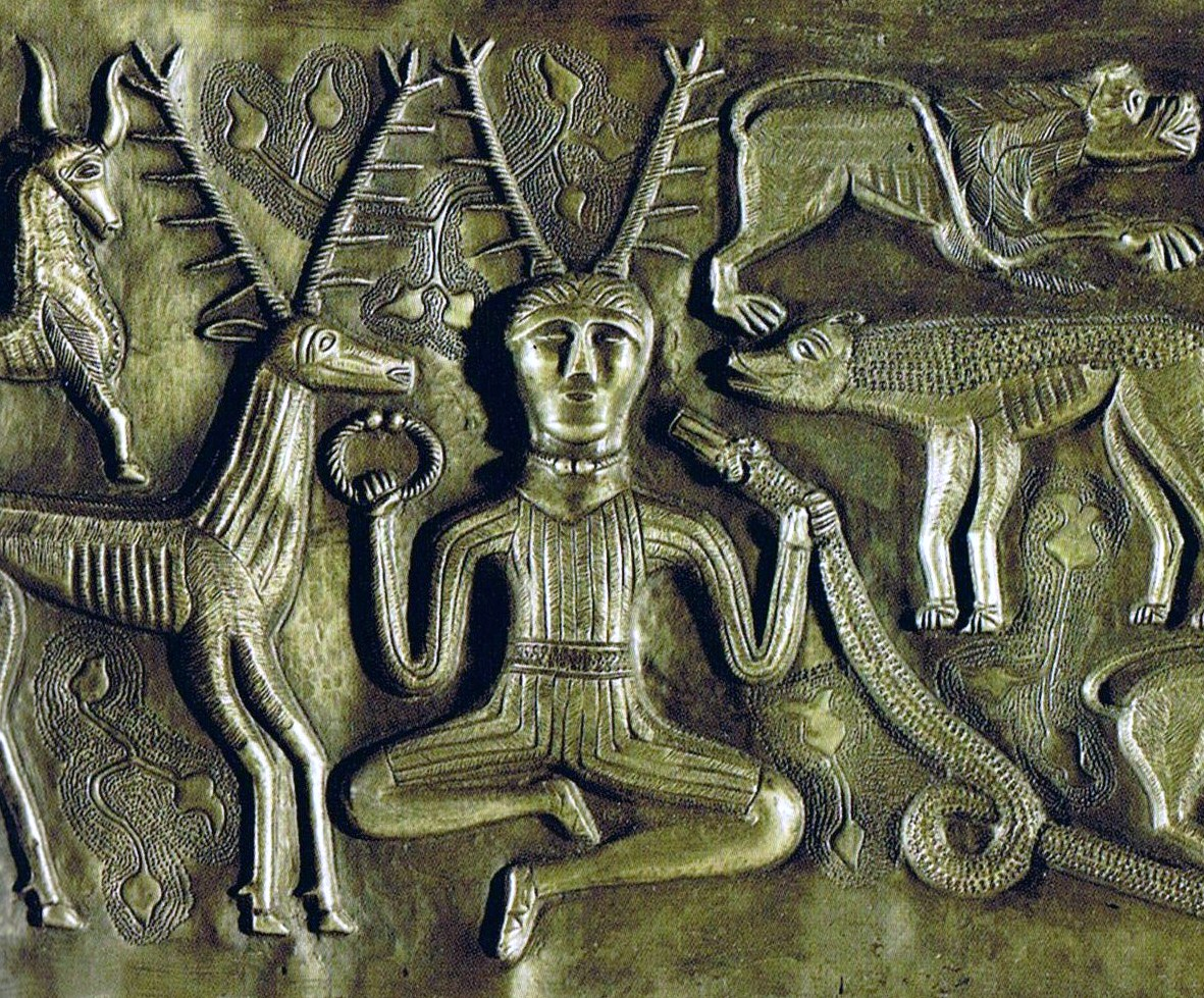 Cernunnos: The Horned Pan of the Celts