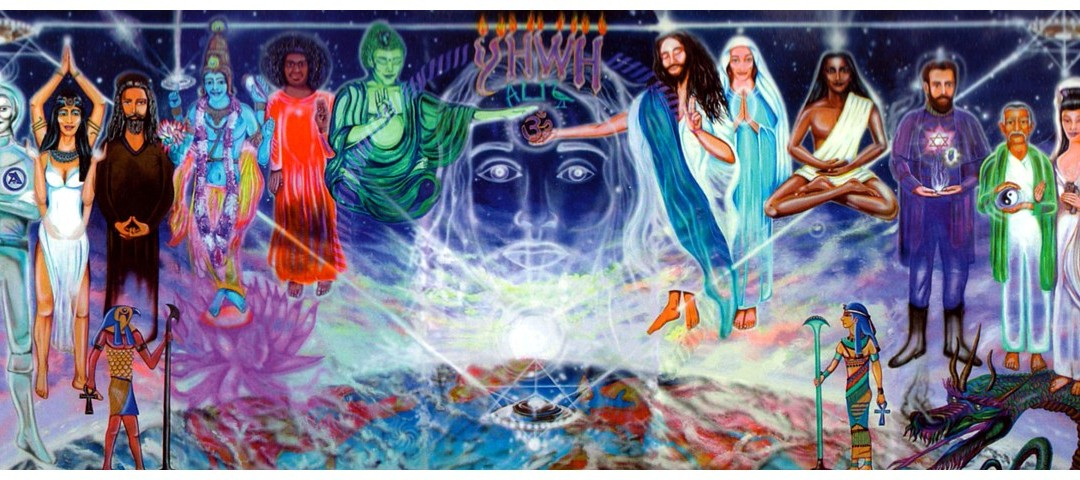 The fountain of wisdom on this earth is the Brotherhood of adepts