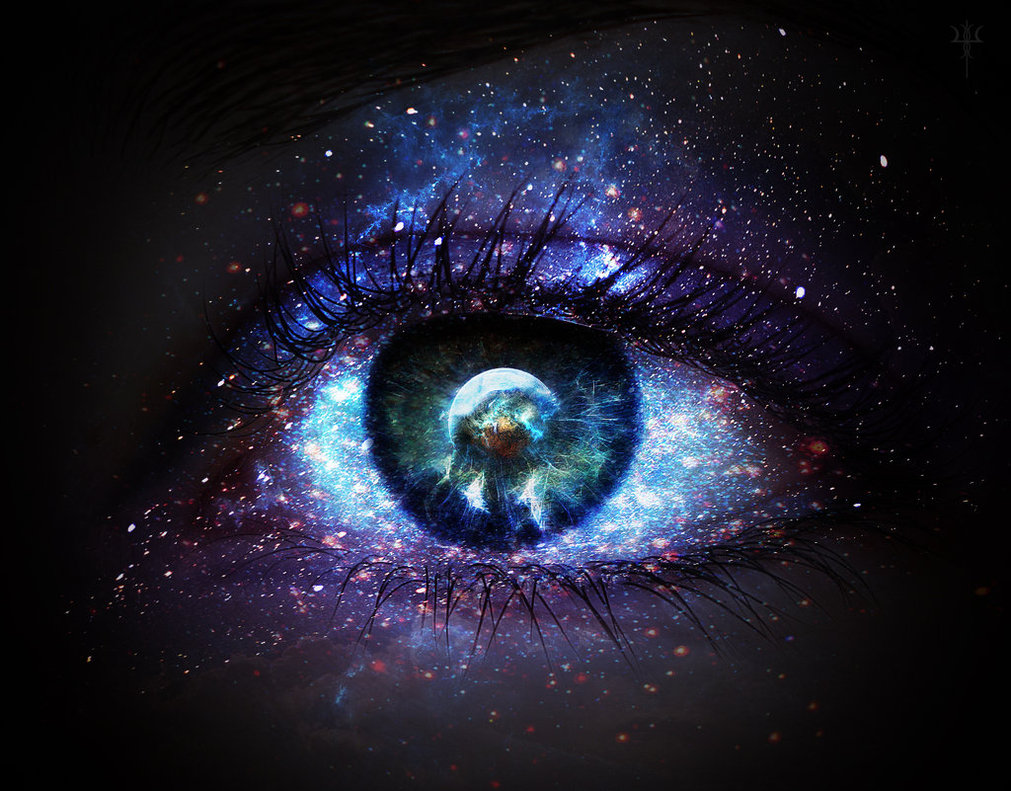 eye of god