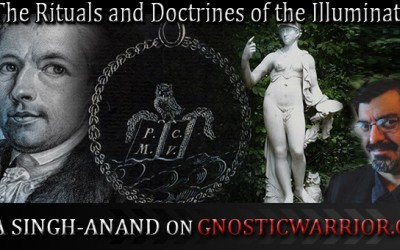 Members: The Rituals and Doctrines of the Illuminati – Jeva Singh-Anand on GW Radio