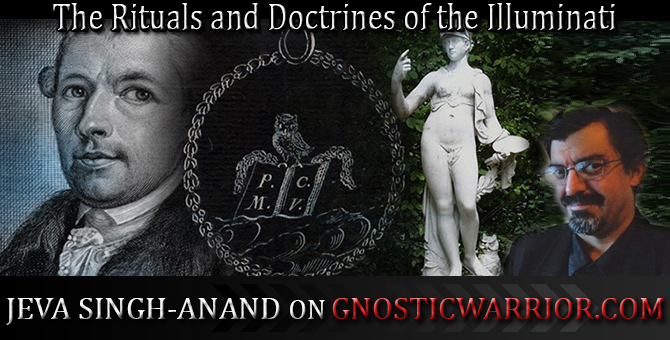 The Rituals and Doctrines of the Illuminati – Jeva Singh-Anand on GW Radio