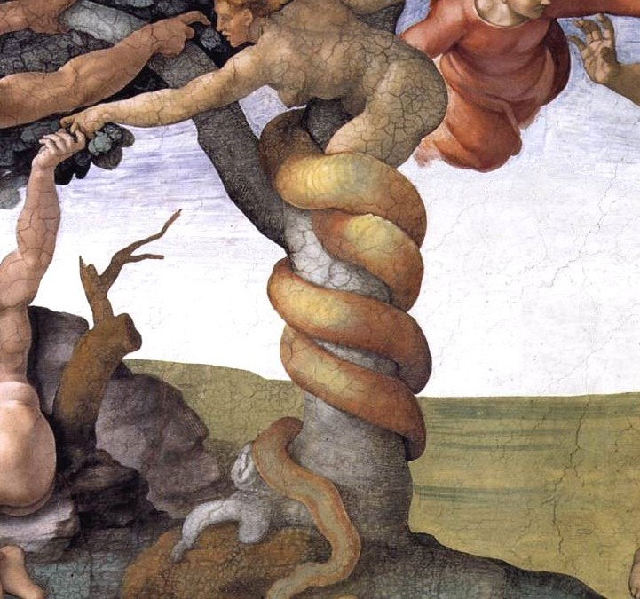 What is the Serpent? Adam or The Devil Genesis 3:1?