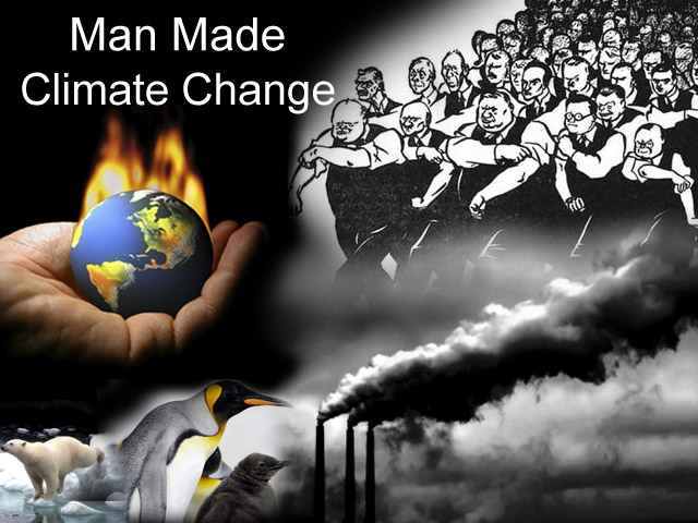is global climate change man made Debate the possible causes of global climate change support your opinion with facts about how man and nature affect the earth see what others think.