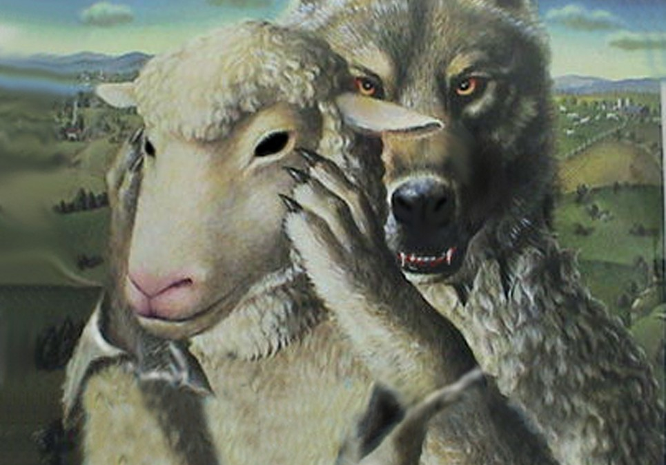 False prophets lead astray the unweary