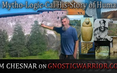 The Mytho-Logic-Cal His-Story of Humanity Jim Chesnar on GW Radio