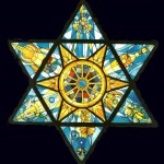 The Star of David in Zion