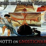 The Lost Masonic and Templar History of America – Gary Gianotti on GW Radio