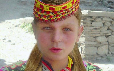 The Kalash People: The Lost Blonde Hair and Blue Eye Tribe of Alexander the Great in Pakistan