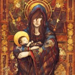 For the man child is creation born out of the womb of SPACE – the Holy Mother of Ages