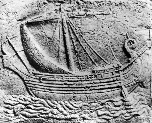 In Phoenician vessels, they penetrated into England, Scotland, and Ireland and other European regions