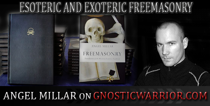 Esoteric and Exoteric Freemasonry – Angel Millar on GW Radio