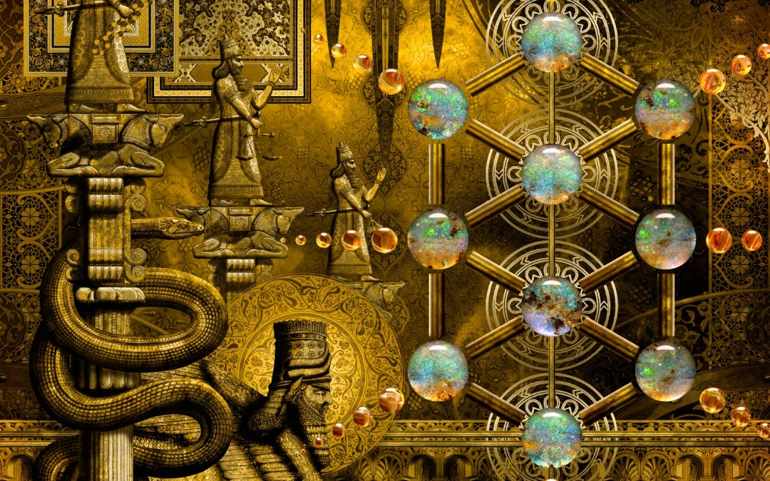 Pike: The Kabalah is the key of the occult sciences; and the Gnostics were born of the Kabalists