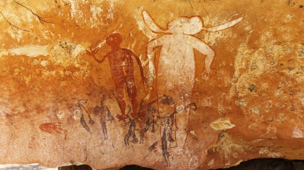 West australia rock art
