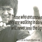 Those who are unaware they are walking in darkness will never seek the light