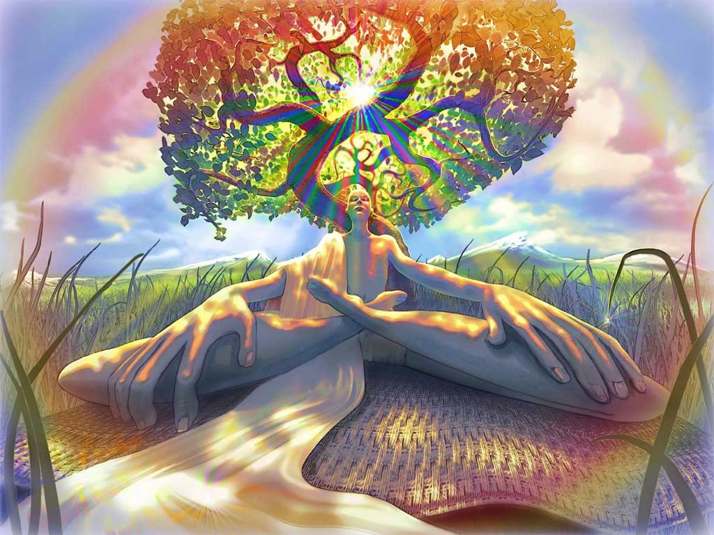 Back of each symbol lies a mystery truth gnosticwarrior the symbol of the cosmic tree rooted in this world and growing up to heaven buycottarizona