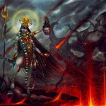 """Kali is the best emblem to represent the """"fall of man"""""""