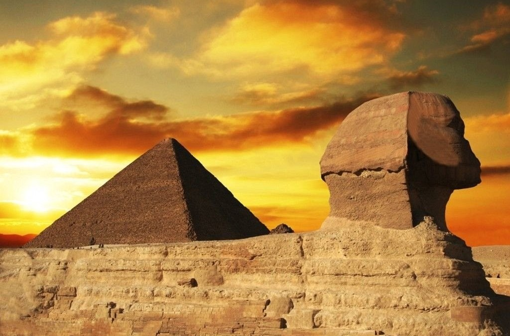 The Pyramid shall remain as the Visible covenant between Eternal Wisdom and the world