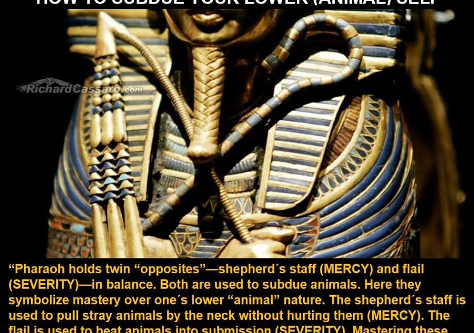 Egyptian Gnosis: How to subdue your lower animal self