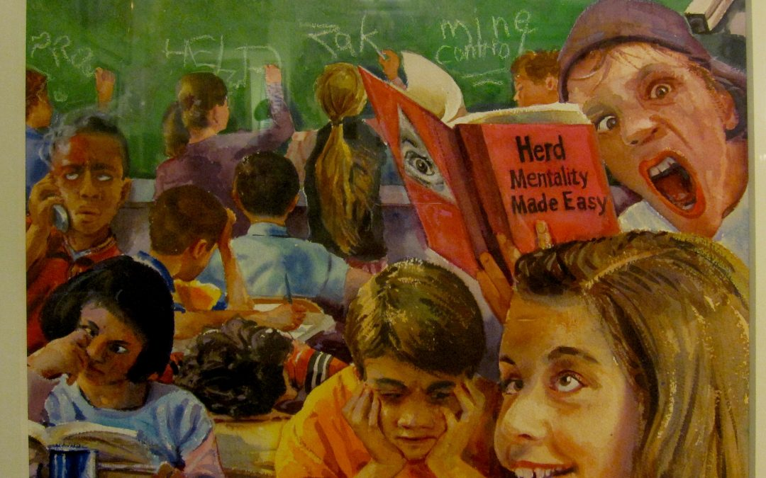 """Anti-Intellectualism and the """"Dumbing Down"""" of America"""