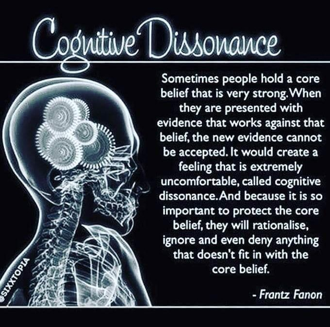overcome cognitive dissonace through advertiesment This self-delusion, the result of what's called cognitive dissonance, has been demonstrated over and over by researchers who have come up with increasingly elaborate explanations for it psychologists have suggested we hone our skills of rationalization in order to impress others, reaffirm our.