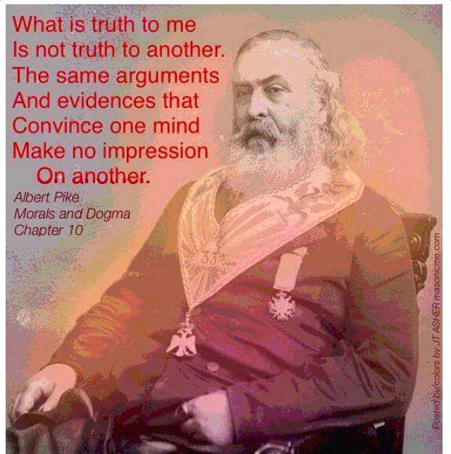 Quote pike on truth