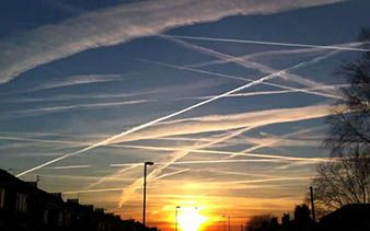 Scientists Conclude That No Secret Chemtrail Conspiracy Exists