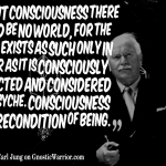 Without Consciousness there would be no World