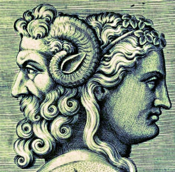 January was dedicated to the God Janus