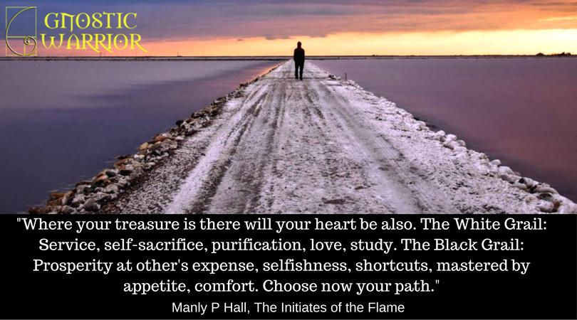 Choose now your path