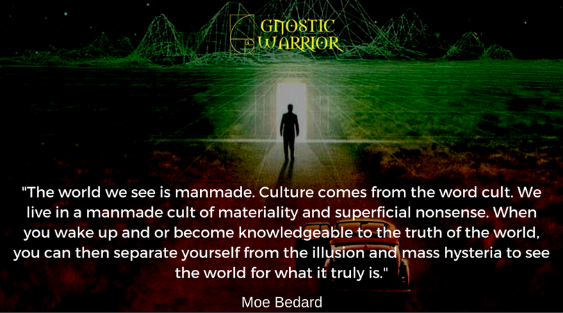 Culture comes from the word cult