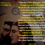 Saint John Himself Was the Father of the Gnostics