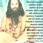 There are more fake gurus and false teachers in this world than the number of stars in the visible universe