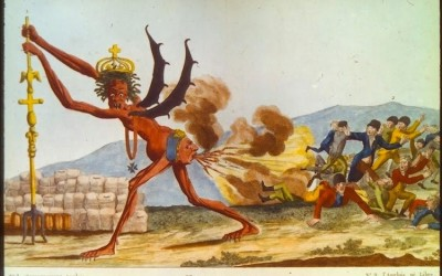 The Devil Farts, Demons Laugh and the Papal Bull
