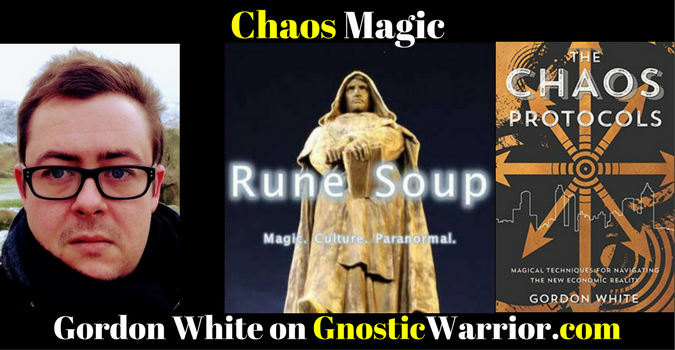 Chaos Magic – Gordon White