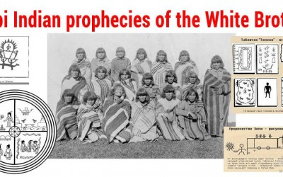 The Hopi Prophecy of the Red Hat and Red Cloak People