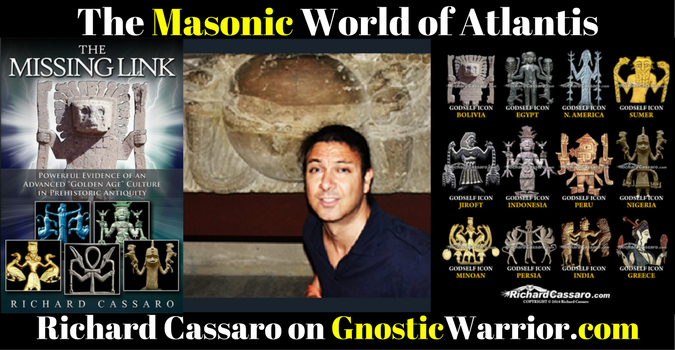 The Masonic World of Atlantis – Richard Cassaro